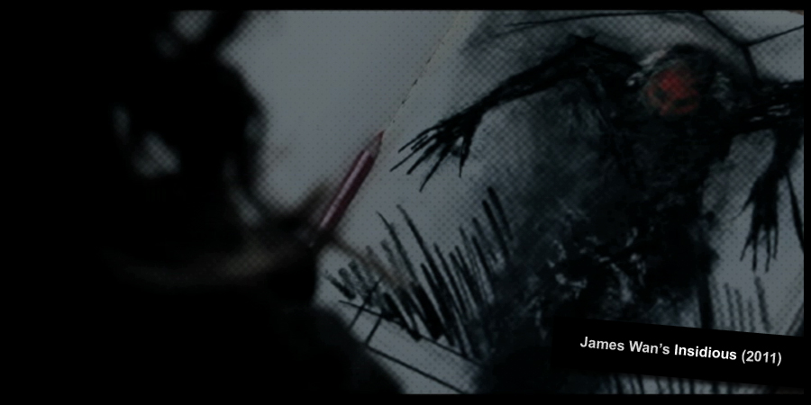 James Wan's INSIDIOUS