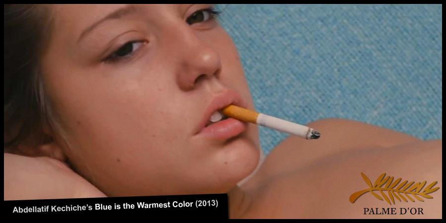 Abdellatif Kechiche's Blue is the Warmest Color