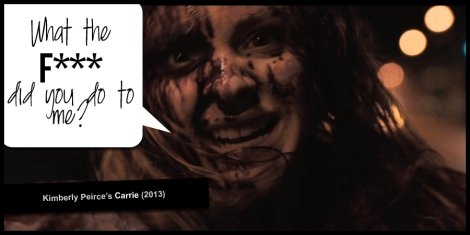 Kimberly Peirce's CARRIE