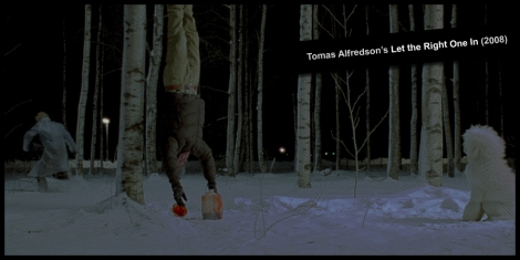 Thomas Alfredson's LET THE RIGHT ONE IN